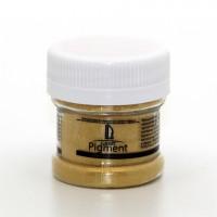 Luxart  PG01V06 Декоративный пигмент Luxart Pigment золото  6 г