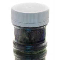 Luxart  PG09V25 Декоративный пигмент (пудра) Luxart Pigment черный 25 мл