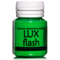 Luxart  S4V20 Акриловая краска LuxFlash Зеленый Флуоресцентный 20 мл