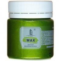 Luxart  W18V40 Воск патинирующий Luxart Wax золото зеленое 40 мл