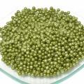 Magic Hobby БУС.MH.КР.04.H41.01 Бусины круглые перламутр 4мм, зеленый