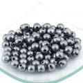 Magic Hobby БУС.MH.КР.10.H31.01 Бусины круглые перламутр, цв.H31 серый