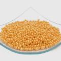 Magic Hobby БУС.МН.КР.04.Н50.01 Бусины круглые перламутр 4 мм, золото