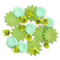 Magic Hobby MG-PF101.4 Цветы бумажные