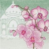 "Maia 02 Набор для вышивания MAIA ""Temple View"""