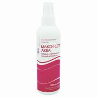 МАКСИ-СЕПТ  Антисептик для рук бесспиртовой с распылителем 200мл МАКСИ-СЕПТ АКВА, дезинфицирующий, жидкость