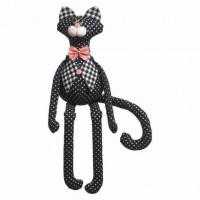 """Малиновый слон ТК-008 Набор для шитья мягкой игрушки  """"Кот Яша"""""""
