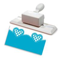 "Martha Stewart Crafts EKS-42-70004 Дырокол для края ""Решетчетое сердце"""