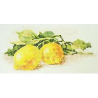 Марья Искусница 04.009.06 Ветка с лимонами