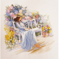 Марья Искусница 08.004.02 Цветущий сад