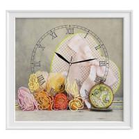 Матренин Посад 497903 8333 Набор для шитья и вышивания часы 'Матренин посад' 'Сердце времени', 27*29 см