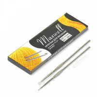 Maxwell ТВ.КРЧ.CH03.MXW.0,7 Крючки для вязания арт.ТВ-CH03 Maxwell 0,7мм цв.никель