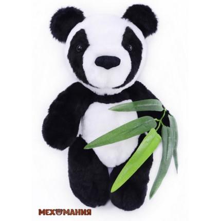 """Набор для изготовления игрушки из меха """"МЕХОМАНИЯ"""" ММ-023 Панда с бамбуком (арт. 023)"""