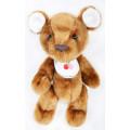 Мехомания ММ-003-И Готовая игрушка из меха Мишутка-малыш