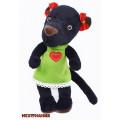 """Мехомания ММ-020-И Готовая игрушка из меха """"Красавица пантера"""""""