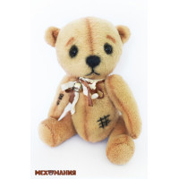 """Мехомания ММВ-001 Набор для изготовления игрушки из меха """"Любимый медвежонок"""""""