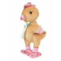Мехомания ММВ-007 Набор для изготовления игрушки из меха Цыпленок Тоффи