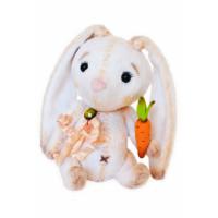 Мехомания ММВ-013 Набор для изготовления игрушки из меха Зайка Николь