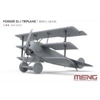 "MENG QS-003 ""MENG"" QS-003 ""самолёт"" пластик 1/24 Fokker Dr. I Triplane"