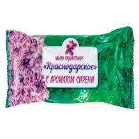 """МЕРИДИАН  Мыло туалетное 100 г, Краснодарское, (Меридиан), """"Сирень"""""""