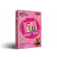 """Miadolla TSR-0342 Набор для изготовления игрушки """"Miadolla"""" TSR-0342 Кошелек """"Царевны"""" ."""