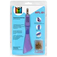 "Micron APL-01 ""Micron"" Термоаппликатор APL-01 в блистере 11 насадок"