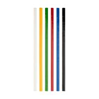 """Micron GFGC-7 """"Micron"""" Клей для мал. клеев. пист. GFGC-7 ЭВА d 7.2 мм 20 см 6 шт в пакете"""
