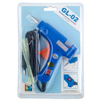 "Micron GL-02 ""Micron"" Клеевой пистолет GL-02 в блистере малый"