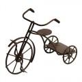 """7717607 Миниатюра """"Металлический трехколесный велосипед"""""""