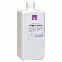 МИРОДЕЗ  Антисептик кожный дезинфицирующий спиртосодержащий (60%) 1 л МИРОСЕПТИК, готовый раствор
