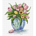 МП Студия М-090 Нежные цветы