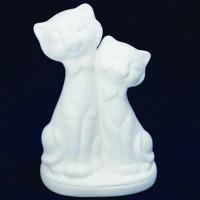 МП Студия М5 Заготовка керамическая Кошки Лямур 1