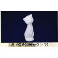 МП Студия М9-2 Заготовка керамическая Кошечка h=105 мм