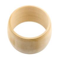 """Mr. Carving DE-046 Заготовка для декорирования """"Mr. Carving"""" DE-046 """"браслет"""" дерево d 6.5 см ширина 4 см"""