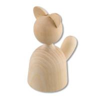 """Mr. Carving DE-053 Заготовка для декорирования """"Mr. Carving"""" DE-053 """"кошка"""" дерево  ."""