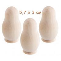Mr. Carving DE-061 Матрешка- (дерево) 3 шт