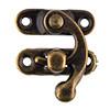 "Mr. Carving MMG-009 бронза Декоративный замок для шкатулок MMG-009 ""Mr. Carving"", металл 3.3 x 2.9 см цвет №2 бронза"