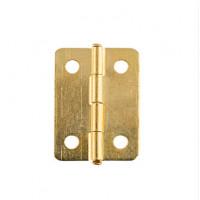 "Mr. Carving MMG-025 ""Mr. Carving"" MMG-025 фурнитура для шкатулок ""петля"" 1.8 x 1.6 см 2 шт. №01 золото"