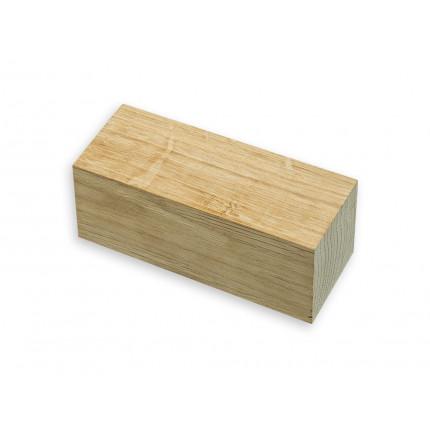 "Заготовка для декорирования ""Mr. Carving"" ПЛ-03 Брусок дуб 10 x 4 x 4 см . (арт. ПЛ-03)"