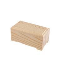 "Mr. Carving ПР-14 Заготовка для декорирования ""Mr. Carving"" ПР-14 ""Шкатулка"" сосна 6 x 7.5 x 13.5 см ."