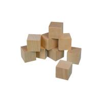 "Mr. Carving ПР-27 Заготовка для декорирования ""Mr. Carving"" ПР-27 Заготовка ""Кубики"" береза 3 x 3 см 9 шт ."