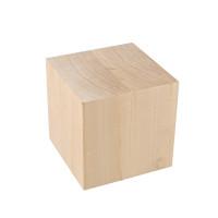 "Mr. Carving ПР-29 Заготовка для декорирования ""Mr. Carving"" ПР-29 Заготовка ""Куб"" липа 9.5 x 9.5 см ."