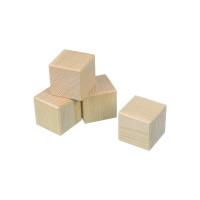 """Mr. Carving ПР-30 Заготовка для декорирования """"Mr. Carving"""" ПР-30 Заготовка """"Кубики"""" сосна 5.5 x 5.5 см 4 шт ."""