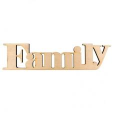 Mr. Carving ПЦ-102 Family (фанера)