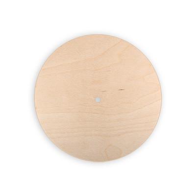 """Заготовка для декорирования """"Mr. Carving"""" ШН-20 часы фанера d 20 см . (арт. ШН-20)"""