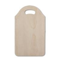 """Mr. Carving ВД-012 Заготовка для декорирования """"Mr. Carving"""" ВД-012 """"доска прямоугольная с вырезом"""" фанера 17 см ."""