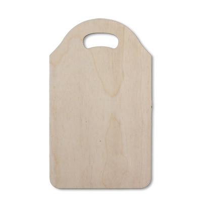 """Заготовка для декорирования """"Mr. Carving"""" ВД-012 """"доска прямоугольная с вырезом"""" фанера 17 см . (арт. ВД-012)"""