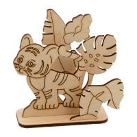 """Mr. Carving ВД-1023 Заготовка для декорирования """"Mr. Carving"""" ВД-1023 Тигренок в джунглях фанера ."""