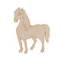 """Mr. Carving ВД-178 Заготовка для декорирования """"Mr. Carving"""" ВД-178 """"Животные"""" №1 фанера  Лошадь (12х15 см)"""
