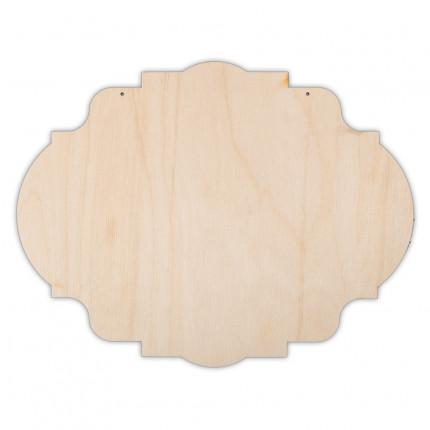 """Заготовка для декорирования """"Mr. Carving"""" ВД-266 Панно №2 фанера 30 x 23 см . (арт. ВД-266)"""